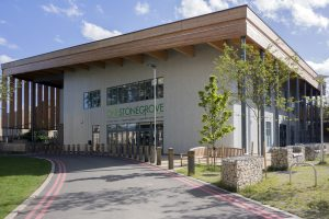 OneStonegrove Community Centre - Front